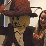Graduates bring games to life with LEGO