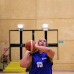 Basketball dominate King's College