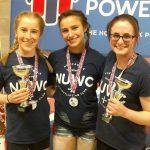Women power into world university championships