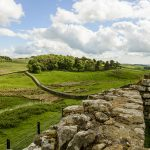 Hadrian's Wall receives funding from the National Lottery