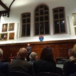 University lyrics auction raises charity over £8000