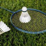 Newcastle Badminton racquet to victory