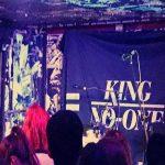 Review: King No-One - Think Tank, Nov 16th