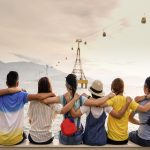 Travelling in a big group? Here is how you should do it.
