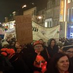 """""""Blame Rapists, Not Victims"""": Newcastle Reclaims the Night"""