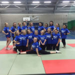 Newcastle Northern Angels spread some Christmas cheer