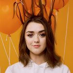 Maisie Williams speaks to the Courier