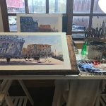 Ouseburn Open Studios: The Biscuit Factory
