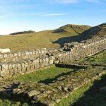 Hadrian's Wang: Erotic graffiti found at Hadrian's Wall