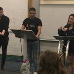 NUSU Debate Night: Postgraduate Officer