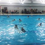Newcastle water polo wash out against Liverpool