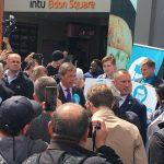 Nigel's milkshake brings all the boys to the monument