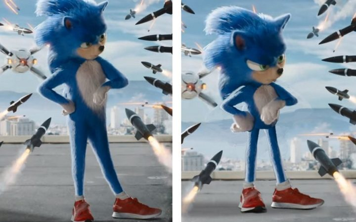 Sonic The Hedgehog S Leaked Film Design The Courier Online