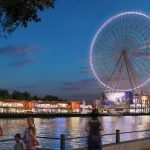 It's a (Whey) Aye to Europe's largest observatory wheel