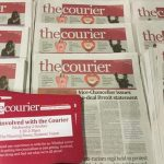 Write wrongs on campus with The Courier