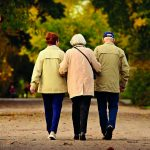 Slow walking is an indicator of ageing