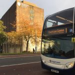 Free bus travel for Northumbria students