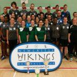 Handball marks return to BUCS action
