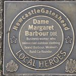 Newcastle University building named after Dame Barbour