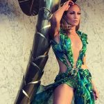 The return of the dress that soared into stardom: J-Lo's Versace runway