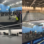 New Sports Centre near completion