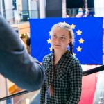 The 'Greta Thunberg effect' on travelling