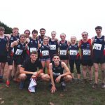 NUAXC run well on challenging Edinburgh Braids course