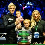 Robertson takes spoils in Snooker's Champion of Champions