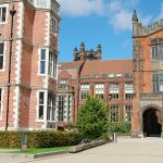 Chris Day and Sian Dickie lobby government for student compensation