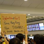 Activism across the borders: Hong Kong protests reach Newcastle