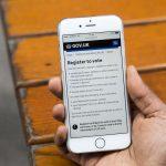Unclear registration process, unenthused voters