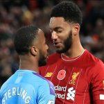 Sterling vs Gomez, what a fracas!