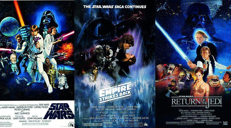 Star Wars Retrospective Original Trilogy Episodes Iv V Vi The Courier Online