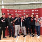 Triumphunt trip to BUCS Boxing for Team Newcastle