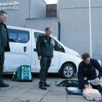 Newcastle medical students volunteer as first responders