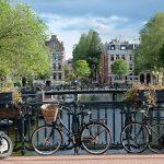 A romantic getaway in Amsterdam