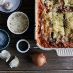 Dish of the week: vegan lasagne