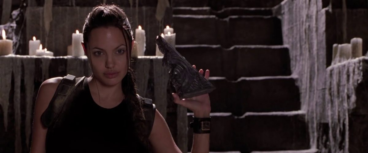 Second Look Lara Croft Tomb Raider 2001 The Courier Online