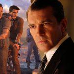 Antonio Banderas joins Tom Holland in Uncharted movie