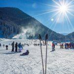 Hitting the slopes in Bansko, Bulgaria