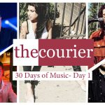 The Courier: 30 days of music - day 1