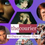 The Courier: 30 days of music - day 2