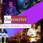 The Courier: 30 days of music - Day 22