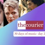 The Courier: 30 days of music - Day 25