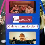The Courier: 30 days of music - Day 4