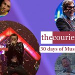 The Courier: 30 days of music- Patrick Harland