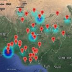 Student sets up map to monitor Covid-19 in Nigeria
