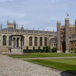 Cambridge moves next year's lectures online
