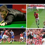 The Courier: 14 days of sport - day nine