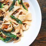 Recipe: alfredo pasta